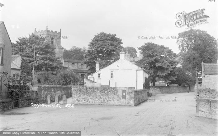 Photo of Giggleswick, c.1900