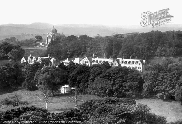 Photo of Giggleswick, School 1903