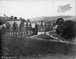 Giggleswick, School 1903