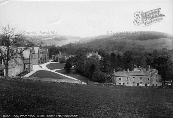 Photo of Giggleswick, School And Masters Residence 1903