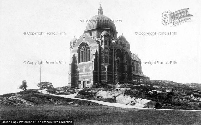 Photo of Giggleswick, School Chapel 1903