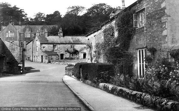 Photo of Giggleswick, The Green c.1955