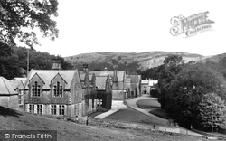 Giggleswick, The School c.1955
