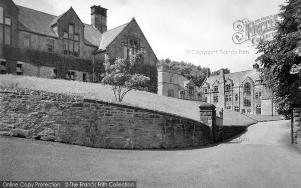 Photo of Giggleswick, The School c.1964