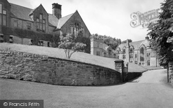 Giggleswick, The School c.1964