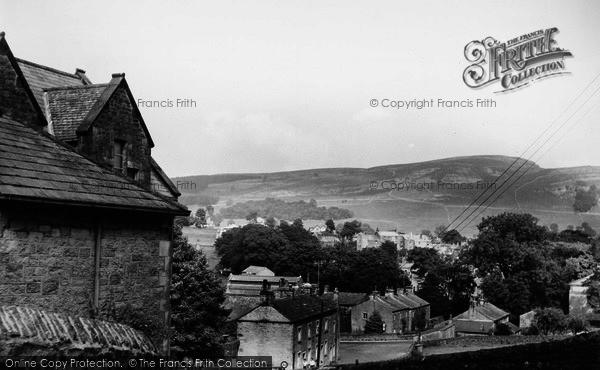 Photo of Giggleswick, The Village c.1960