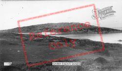 Gigha, Garbh Eilean Sands c.1955, Isle Of Gigha