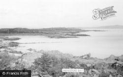 Gigha, Ministers Bay c.1955