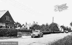 Gilberdyke, The Village c.1960