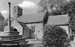 Church c.1960, Gileston