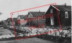 The Camp, Chalets c.1950, Gileston