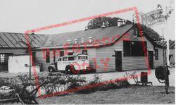 The Camp, Dining Hall c.1950, Gileston