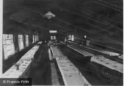 The Camp Dining Room c.1950, Gileston
