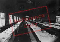 The Camp, Dining Room c.1955, Gileston