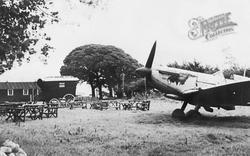 The Camp, Spitfire c.1955, Gileston