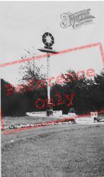 The Camp Totem Pole c.1950, Gileston