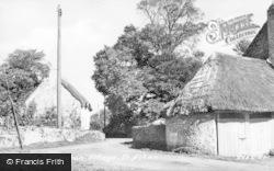 Gileston, The Village c.1960