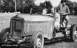 White Star Boys Camp, 'learn To Drive' c.1950, Gileston