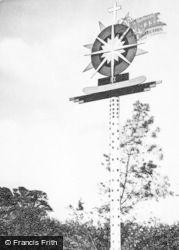Gileston, White Star Boys Camp, The Totem Pole c.1950