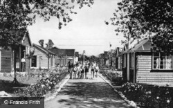White Star Boys Camp, Totem Way c.1950, Gileston
