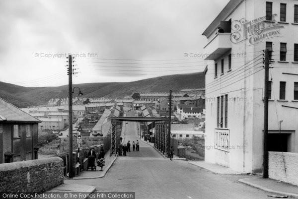 Gilfach Goch, Bridge c1950