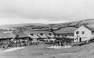Gilfach Goch, Childrens Playing Ground c1955