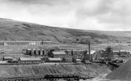 Gilfach Goch, Colliery c1955