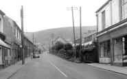 Gilfach Goch, High Street c1955