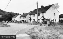 The Village c.1960, Gilfachrheda