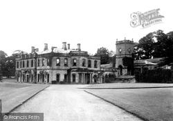 Hartforth Hall c.1935, Gilling West