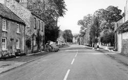 High Street c.1960, Gilling West