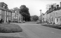 High Street c.1965, Gilling West