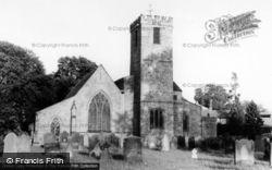 St Agatha's Church c.1965, Gilling West