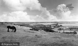 Gillingham, Darland Banks c.1960