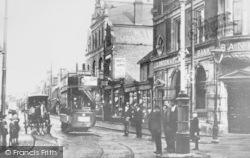 Gillingham, High Street c.1910