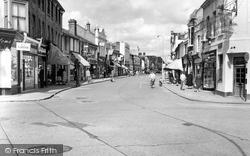 Gillingham, High Street c.1955