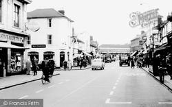 Gillingham, High Street c.1960