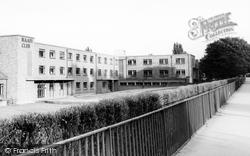 Gillingham, Naafi Club c.1960