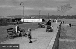Gillingham, On The Strand c.1955