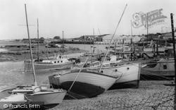 Gillingham, The River Medway c.1960
