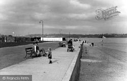 Gillingham, The Strand c.1955