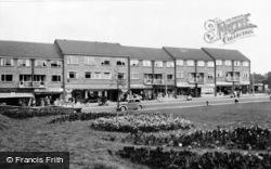Gillingham, Twydall Green c.1960