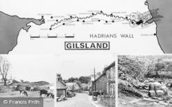 Gilsland, Composite c.1955