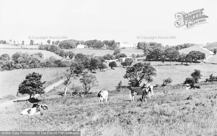 Photo of Gilsland, Convalescent Home And Spa Villa c.1955