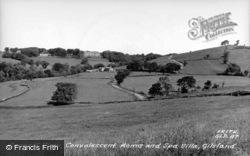 Convalescent Home And Spa Villa c.1955, Gilsland