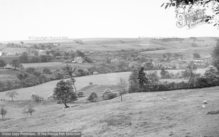 Photo of Gilsland, General View c.1950