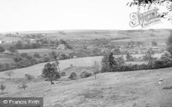 Gilsland, General View c.1950
