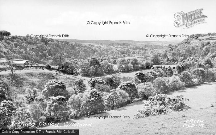 Photo of Gilsland, Irthing Valley c.1950