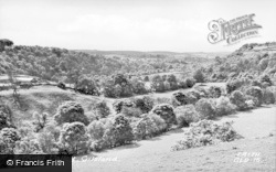 Gilsland, Irthing Valley c.1950