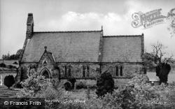 St Mary Magdalene's Church c.1950, Gilsland